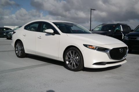New 2020 Mazda3 Select Package