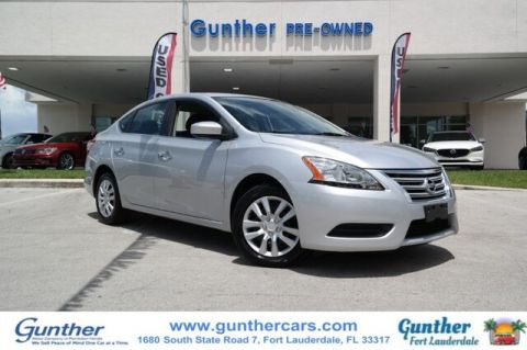 Pre-Owned 2014 Nissan Sentra S
