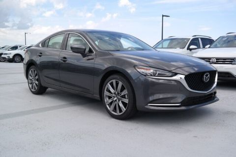 New 2019 Mazda6 Grand Touring Reserve